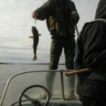 Рыбалка на Кольском